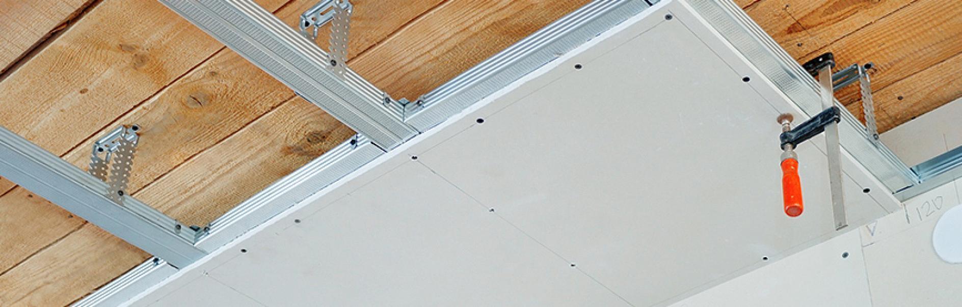 Zelf Een Verlaagd Plafond Maken