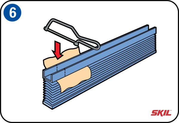 Voorkeur Jaloezieën ophangen en op maat maken RF28