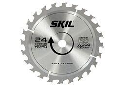 SKIL Hardmetalen zaagblad (Ø 165 mm, 24 tanden)