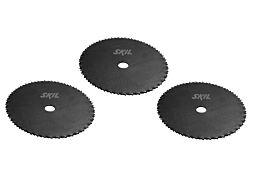 SKIL Set zaagbladen van gehard staal (3 stuks)