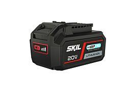 SKIL Accu: '20V Max' (18 V) 5,0 Ah 'Keep Cool' Li-Ion