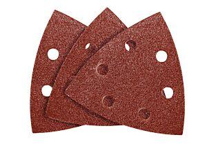 SKIL Schuurpapier met klithechting (driehoekig, 93 mm)