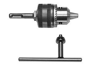 SKIL SDS+ adapter met 13 mm boorkop en sleutel