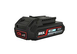 SKIL 3102 AA Accu: '20V Max' (18V) 2,5 Ah 'Keep Cool' Li-Ion