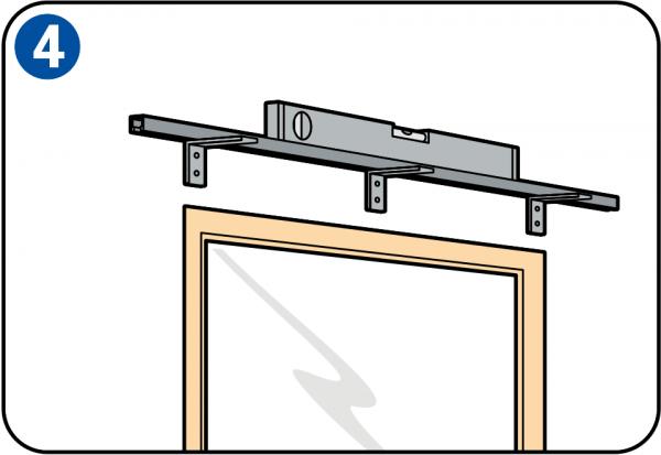 Verticale lamellen ophangen en op maat maken for Store bande verticale marseille